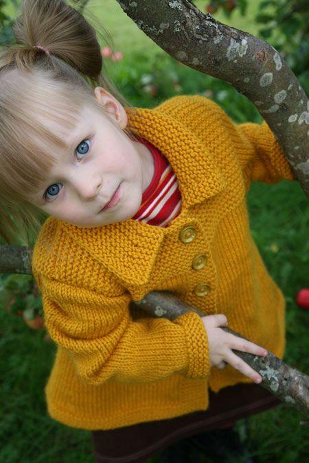Tyttären neuletakki syksyltä 2009