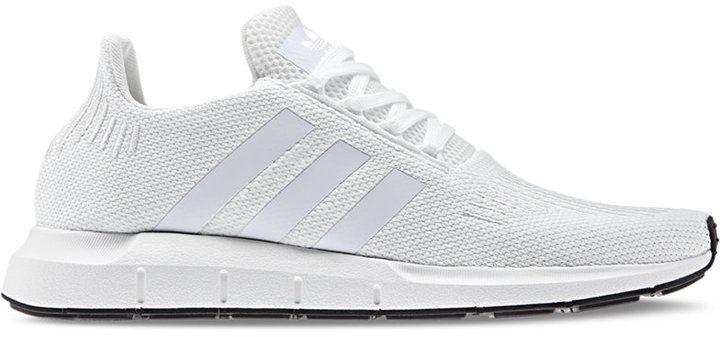 adidas uomini swift run casual scarpe dal traguardo white 12