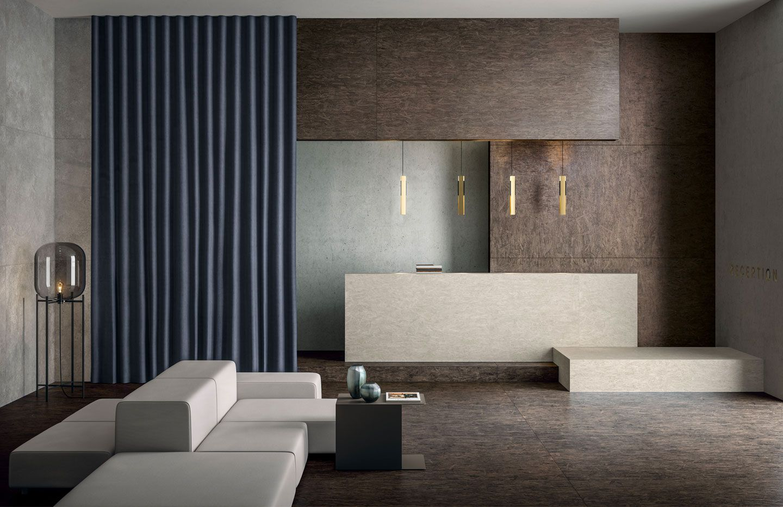 Ceramiche Marca Corona reinterprets reclaimed wood | FM | Pinterest ...