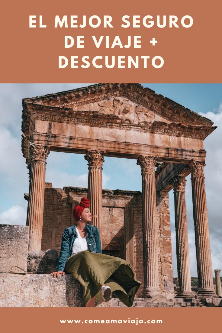 El Mejor Seguro De Viaje Descuento Viaje A Europa Viajes Mas Baratos Tunez