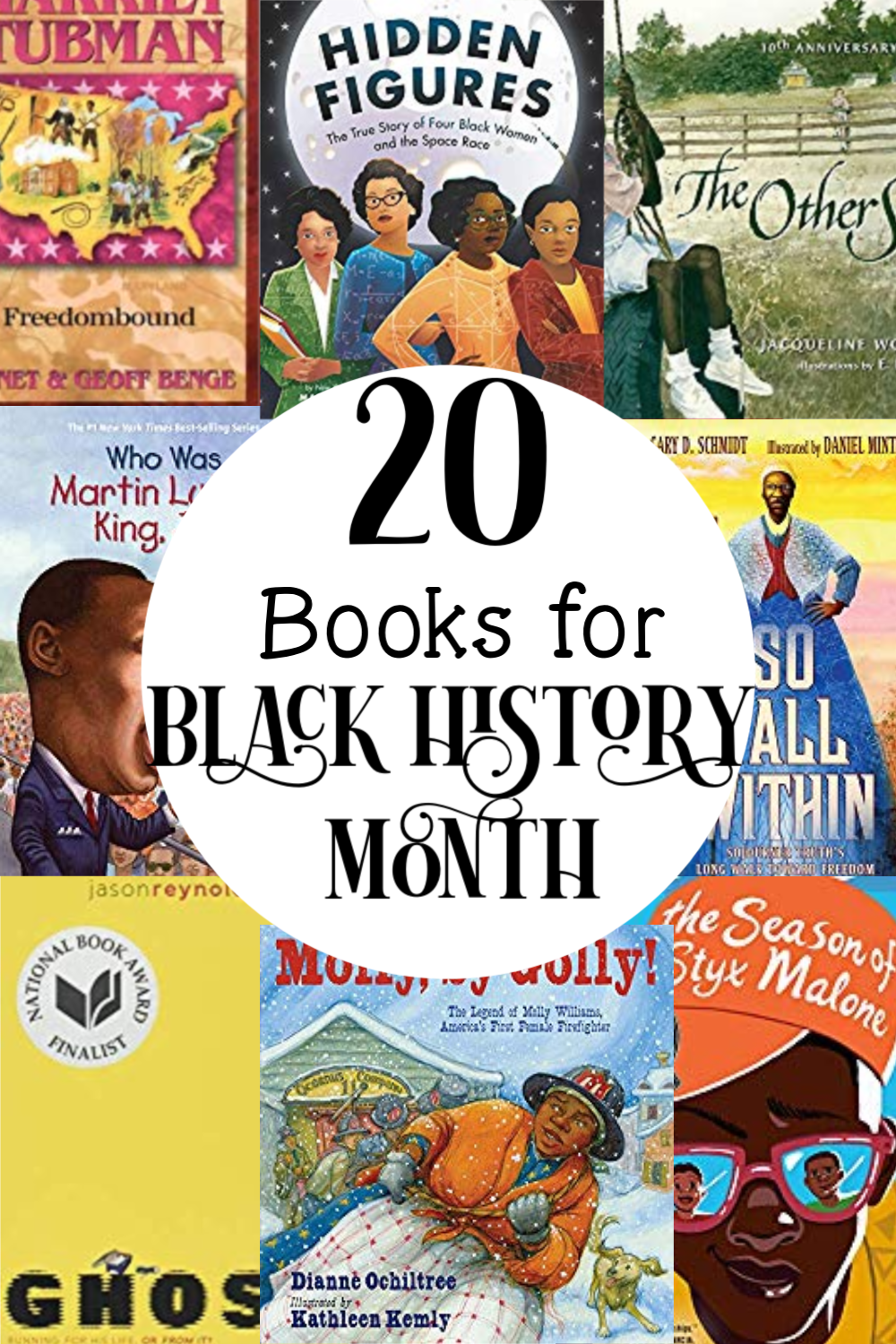 Photo of Books to Read for Black History Month * Some Call It Destiny