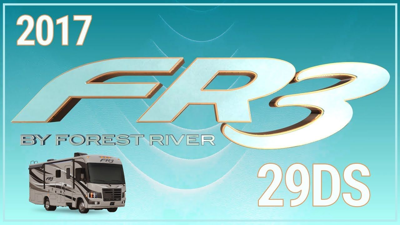 2017 Forest River Fr3 29ds Class A Motorhome Rv For Sale