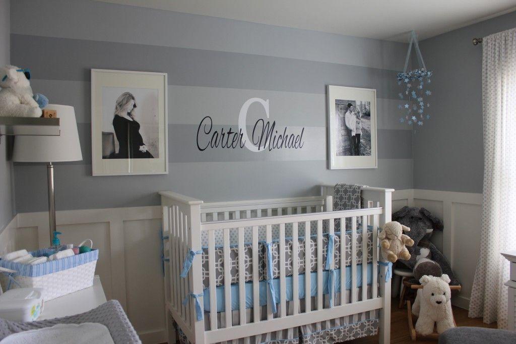 Carter S Peaceful Haven Project Nursery Baby Boy Room Nursery