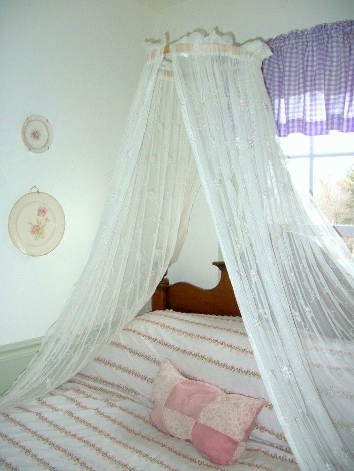 himmelbett selber bauen 62 ideen und bauanleitungen himmelbett himmelbett. Black Bedroom Furniture Sets. Home Design Ideas
