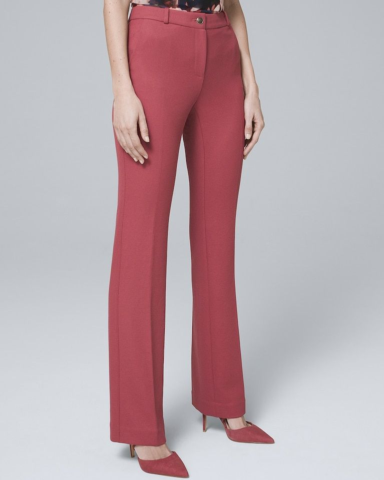 9669f285095162 Women's Luxe Suiting Bootcut Pants by White House Black Market in ...