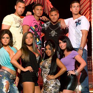 jersey shore idiots on an idiotic show - Jersey Shore Halloween