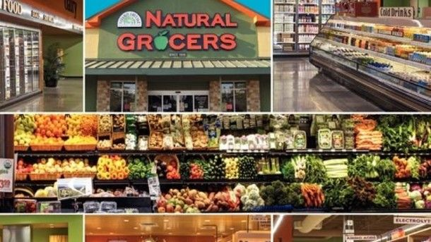 Us Market Can Support At Least 1 100 Natural Grocers By Vitamin Cottage Stores Says Ipo Filing Natural Grocers Natural Food Vitamins