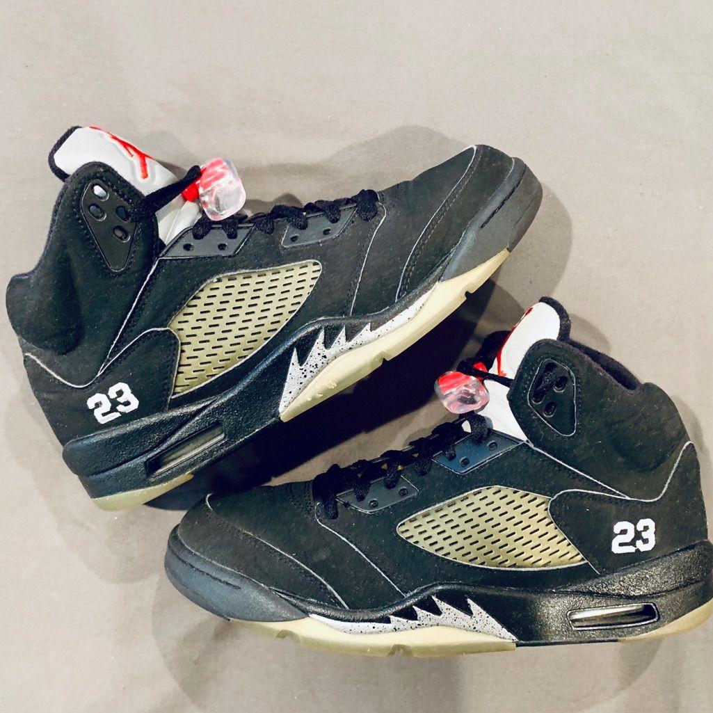 """Nike Air Jordan 5 """"Metallic"""" in 2020 Air jordans, Nike"""