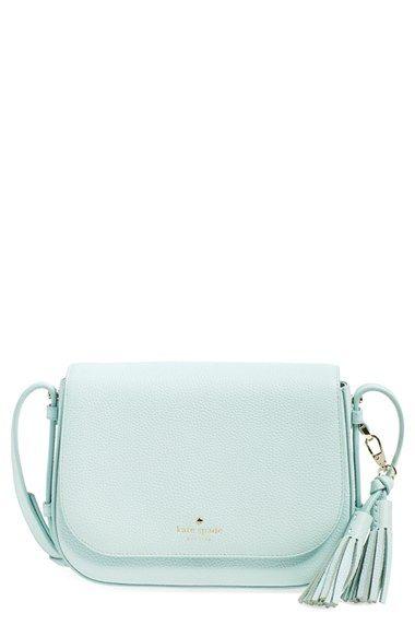 fd0897501 KATE SPADE NEW YORK 'Orchard Street - Penelope' Crossbody Bag.  #katespadenewyork #bags #shoulder bags #leather #crossbody #lining