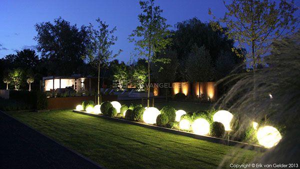 Photo of Villa garden Rotterdam, The Netherlands