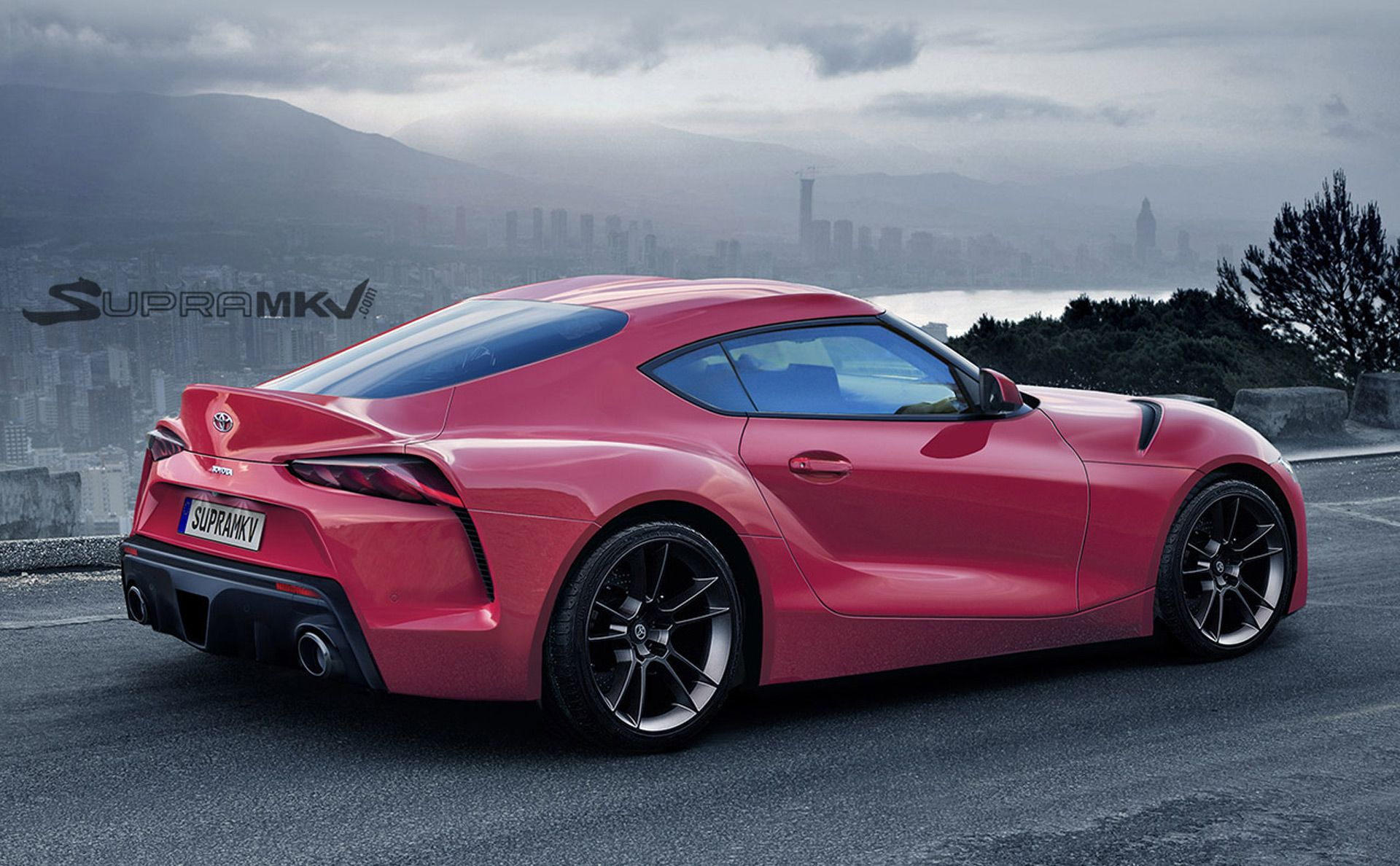 new toyota supra and bmw z4 to offer unique driving characteristics [ 1920 x 1188 Pixel ]