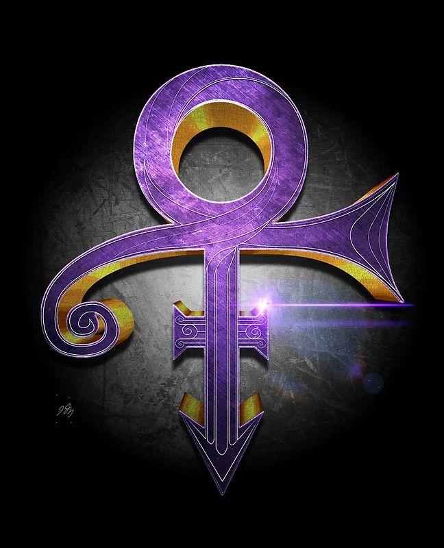 Prince Love Symbol By Bronzeknight Love Symbols Prince Tattoos The Artist Prince