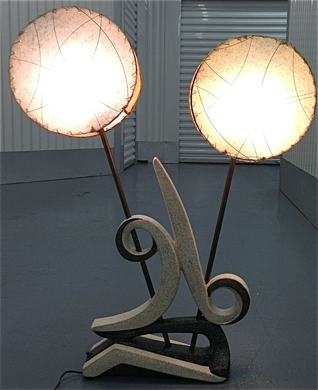 Really Cool Lamps frederick weinberg lamps | ok, that is a really cool lamp! | va va