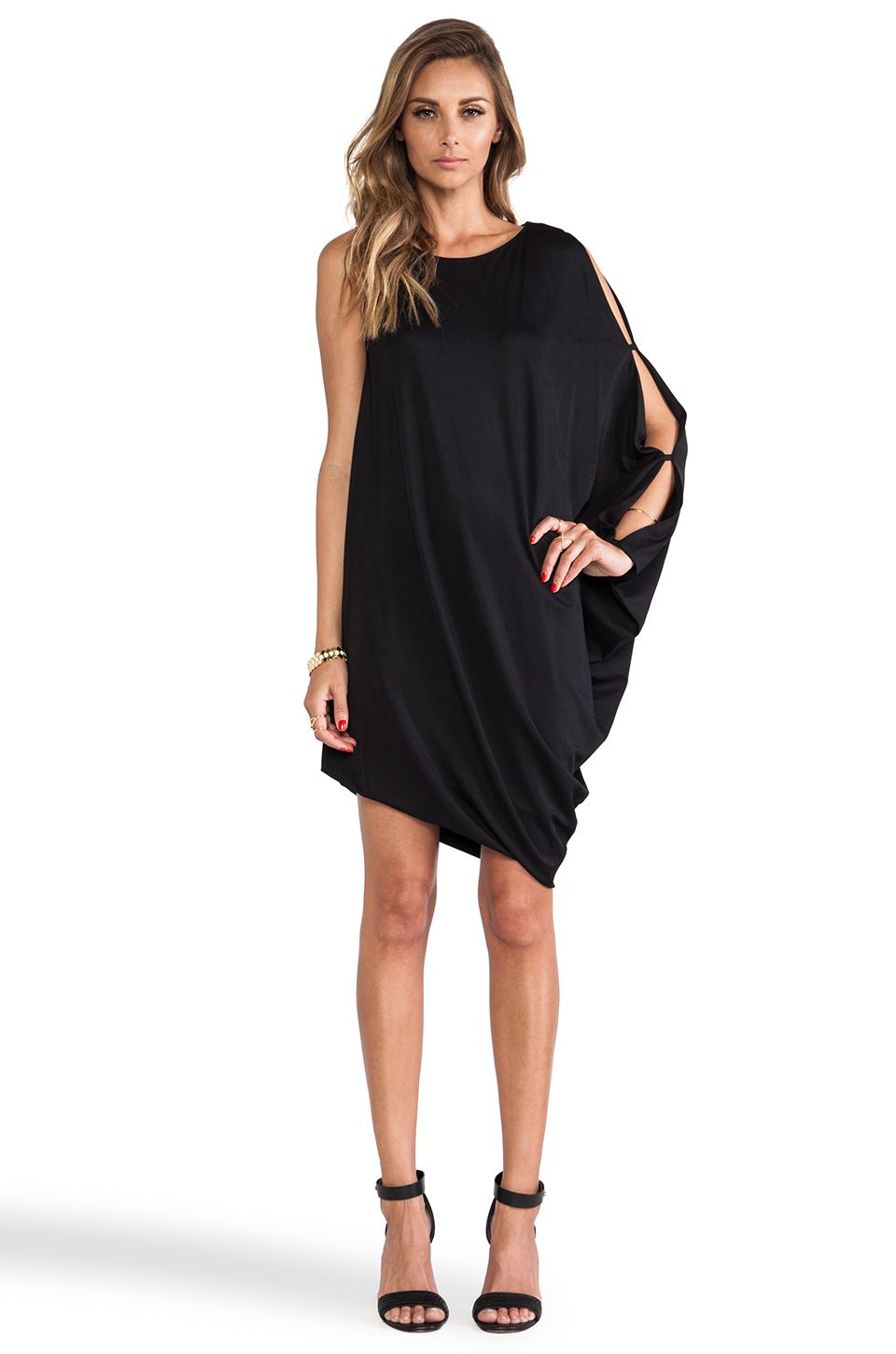 Revolveclothing bcbg my style pinterest sleeved dress fashion