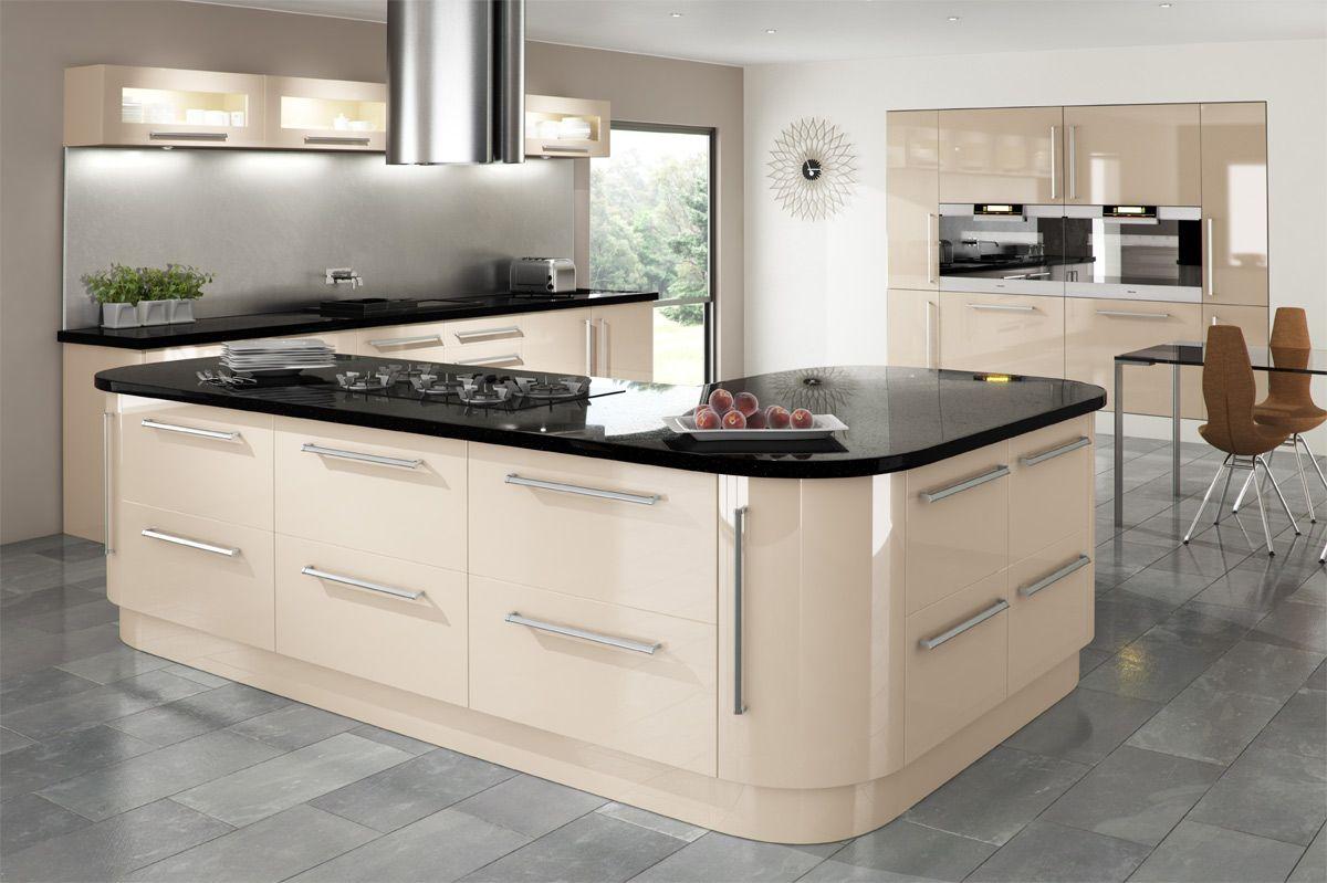 gloss kitchen designs Google Search Kitchen decor