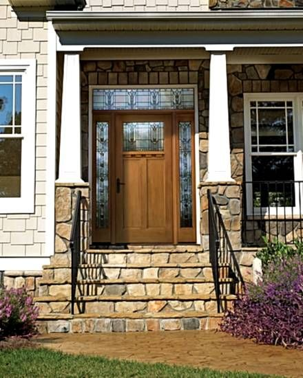 Image Detail For Architectural Craftsman Door Colonial Entry Doors Richmond Craftsman Style Doors Craftsman Style Homes House Exterior