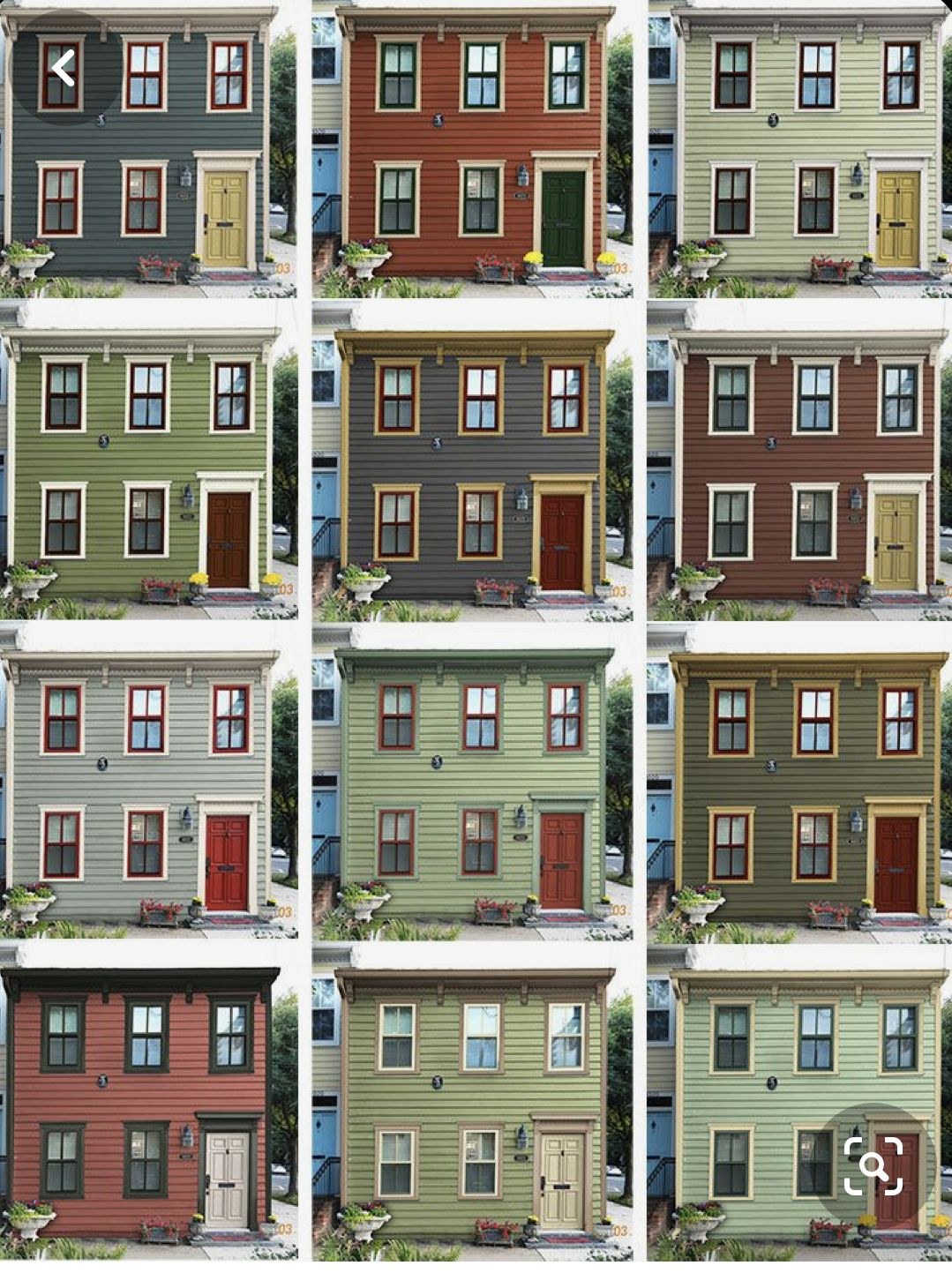 37+ Exterior house color combos information
