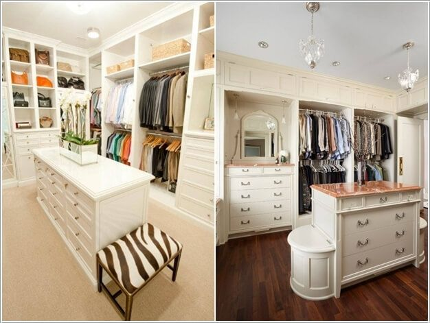 15 Tips for Designing a Perfect Walk in Closet (With