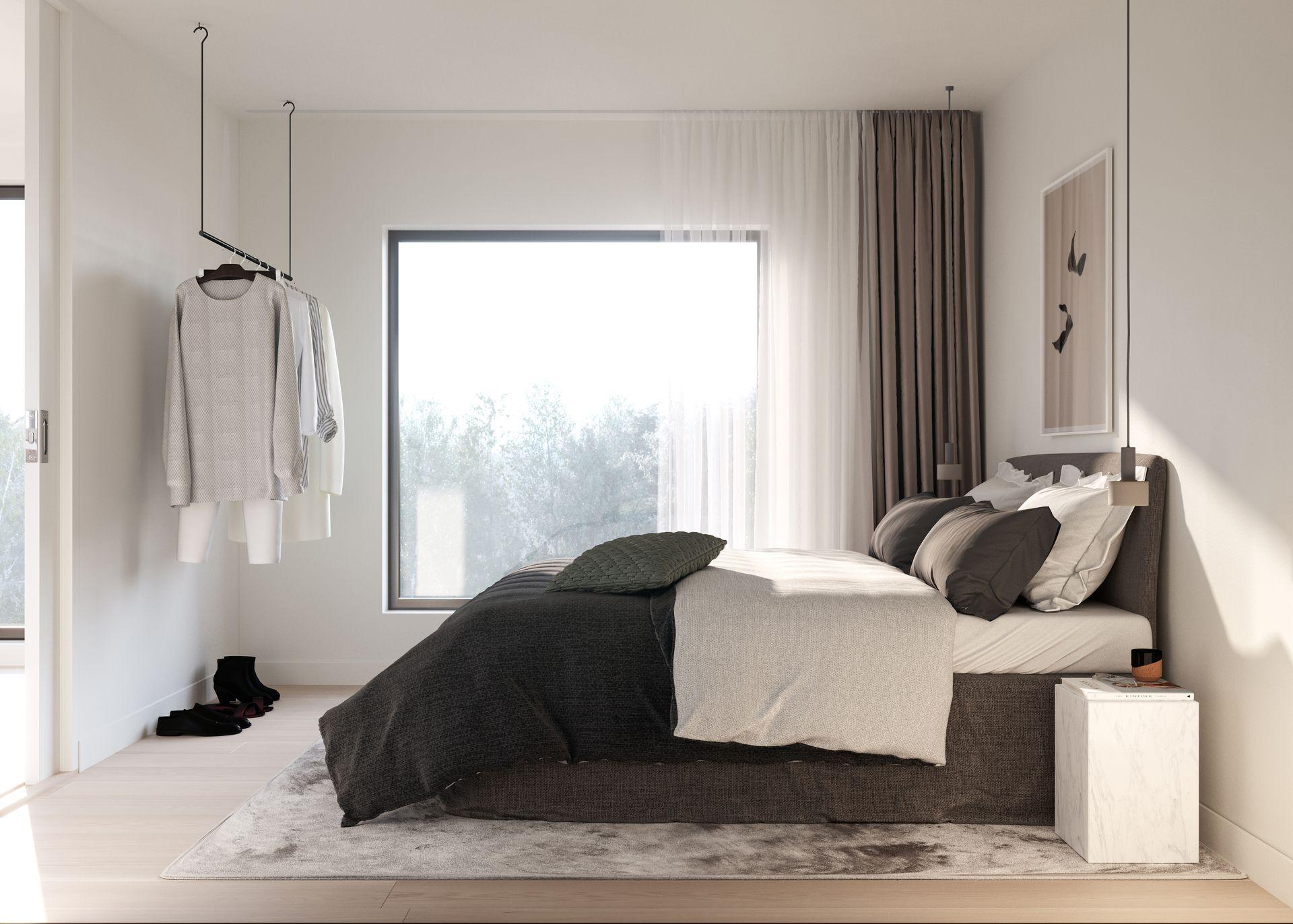 Alexander White Scandinavian style furniture, Nordic