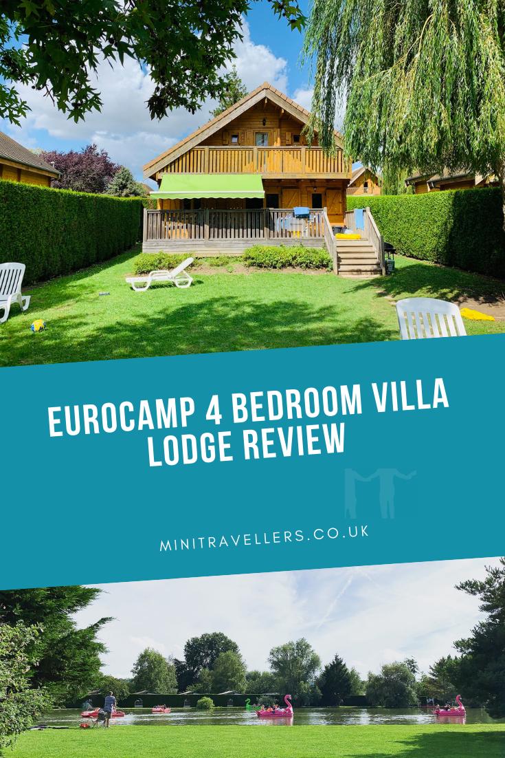 Eurocamp 4 Bed Villa Lodge Review Family Travel Travel Villa