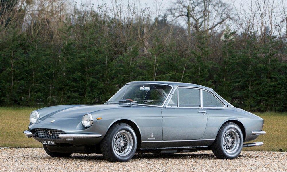 1969 Ferrari 365 Gtc Rhd For Sale Classic Ferrari For Sale In Berkshire