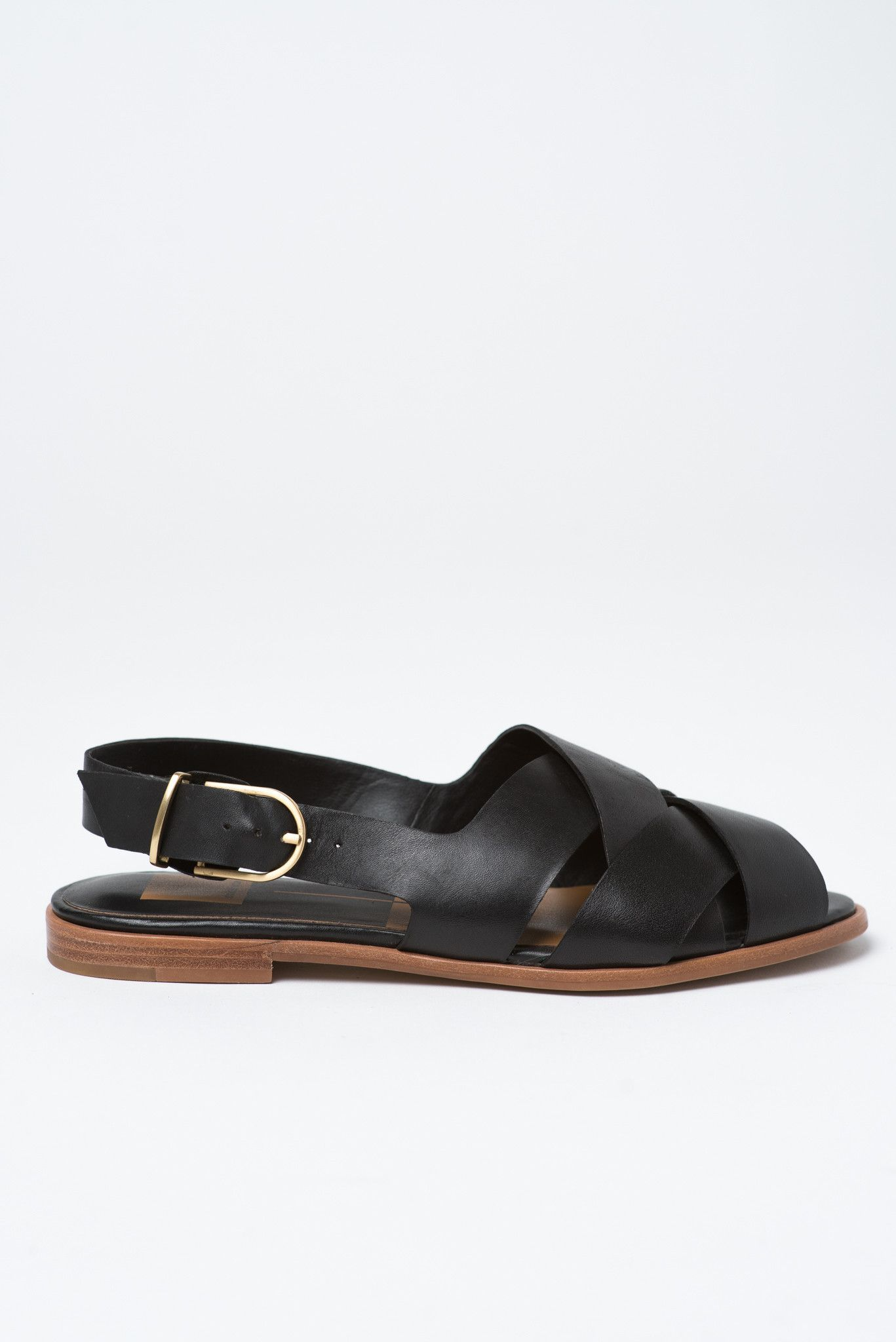 Watch The Clouds Roll Away In The Bay A Slip On Sandal