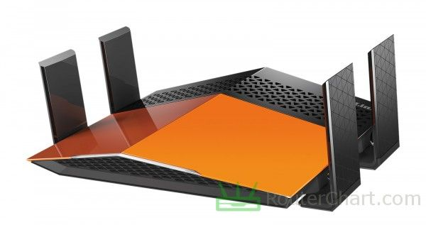 D-Link DIR-869 EXO AC1750 Wireless Dual-Band Router