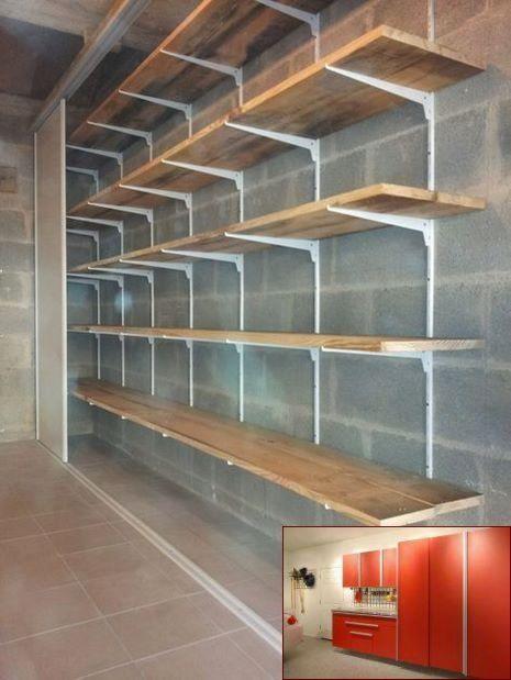Garage Storage At Home Depot And Pics Of Garage Organization Must Haves Garageorganization Garagest Garage Organization Diy Garage Organisation Garage Decor