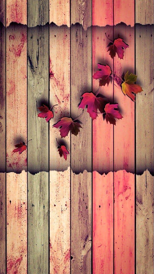 Leaf Life To The Fullest Fondos De Pantalla Otono Fondo De