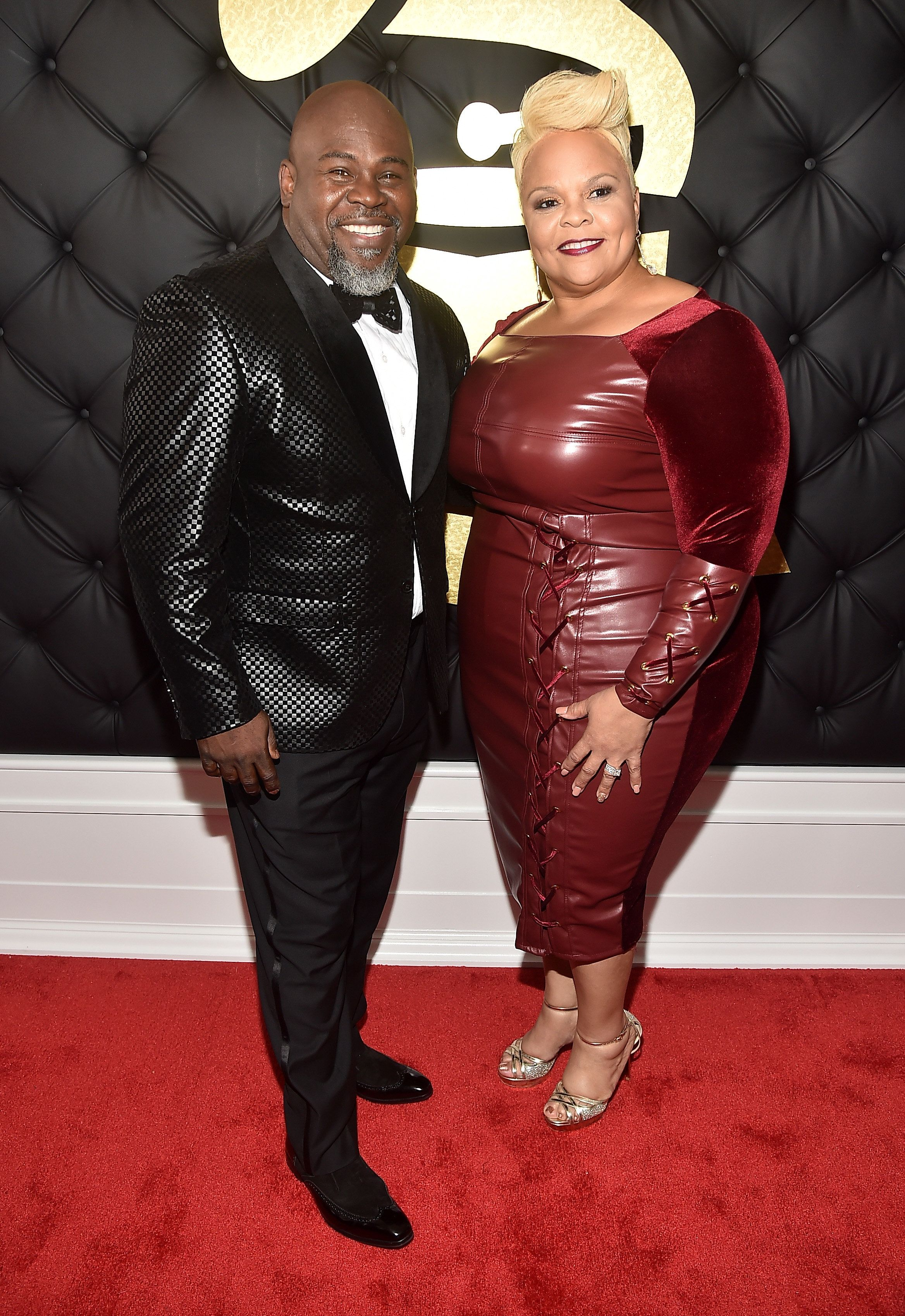 A Look At David And Tamela Mann's Love Through The Years ...