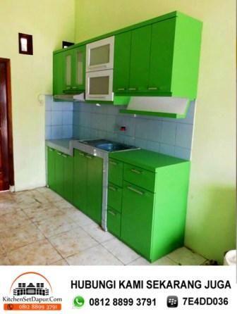 Tukang Kitchen Set Ciputat Pembuatan Kitchen Set Minimalis Murah