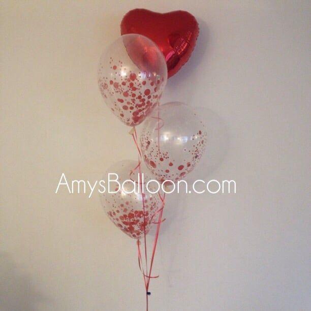 larawan ng amy's balloon - queens, ny, estados unidos. valentine's, Ideas