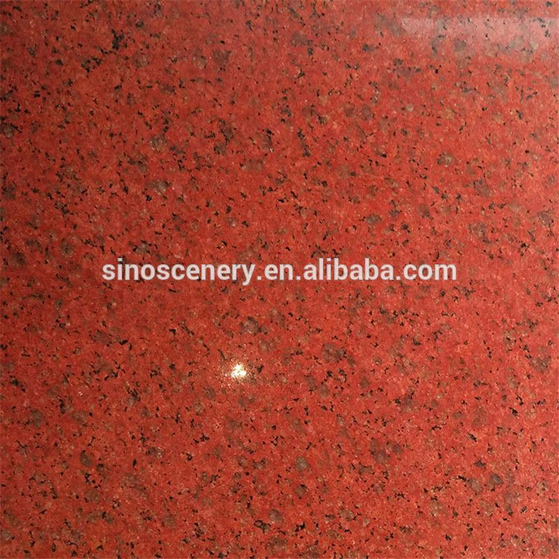 Dyed Red Granite Slabs Tiles With Very Cheap Price Alibaba Pinterest