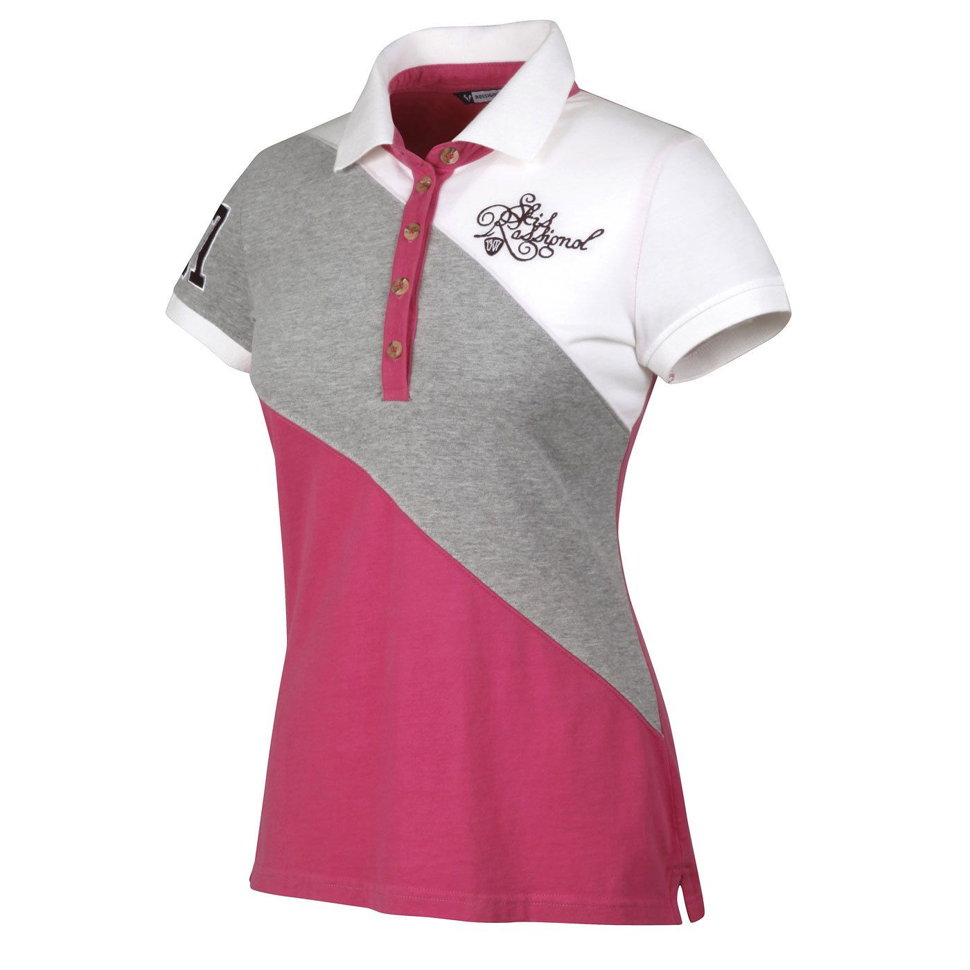 HERITAGE SHS #POLO W | Tees | Rossignol | CLOTHING #APPAREL | Women |