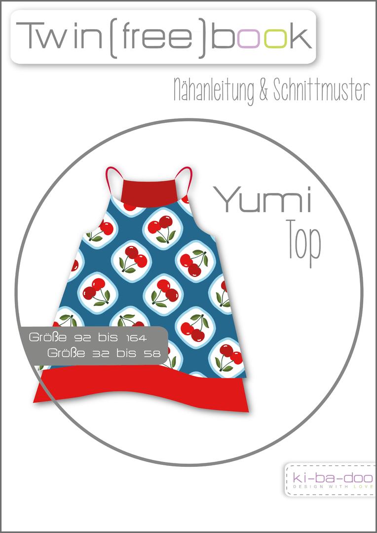Freebook Top Yumi - Schnittmuster und Anleitung als PDF ...