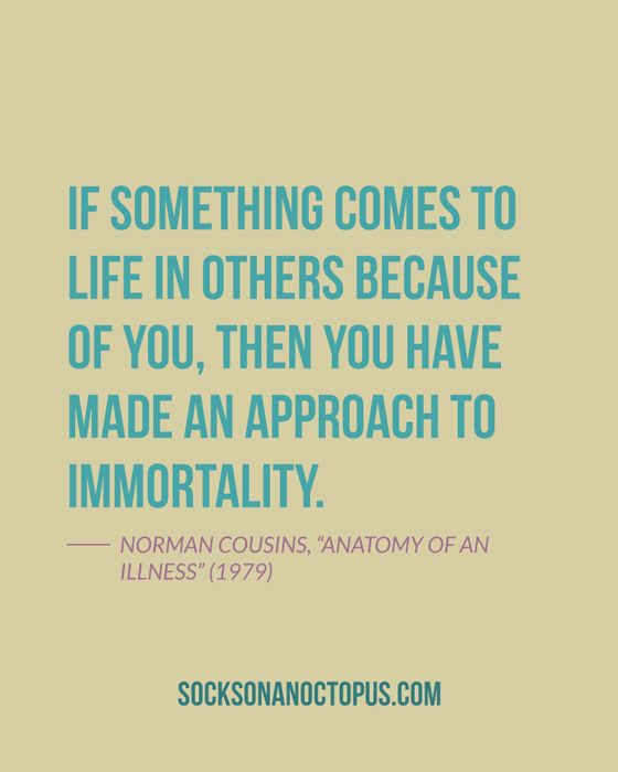 Quote Of The Day: July 11, 2014 | Cousins and Inspirational