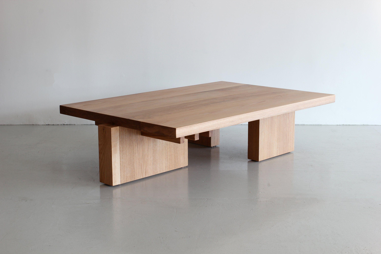 Cubist Slab Coffee Table Coffee Table Orange Furniture Modern Dining Table [ 2000 x 3000 Pixel ]