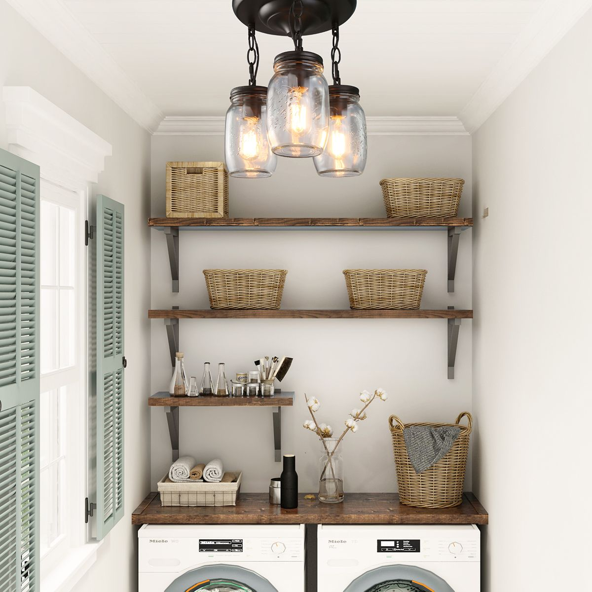 Find More Inspiration For Laundry Room Lighting