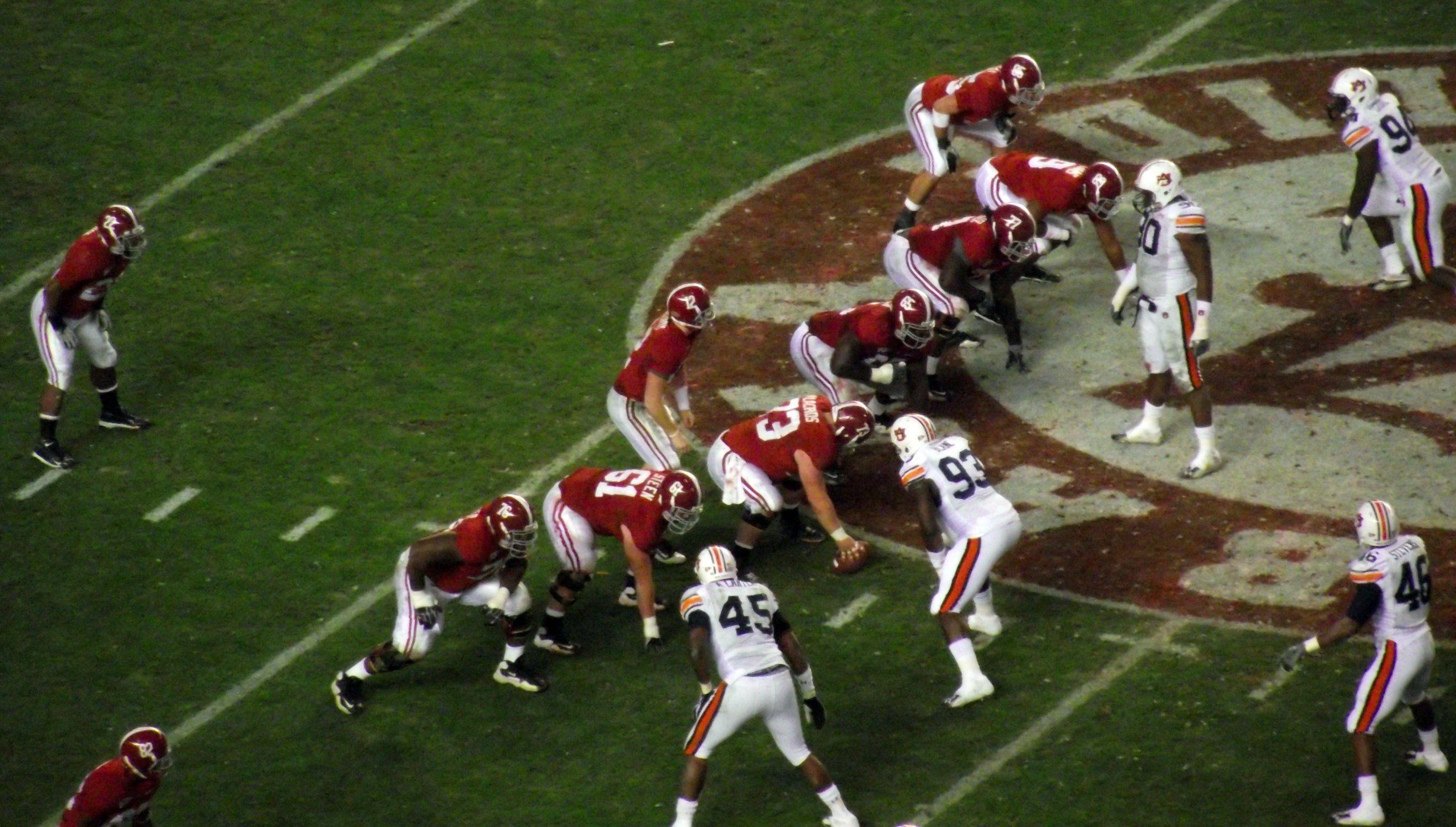 Alabama Crimson Tide Football Wikipedia The Free Encyclopedia
