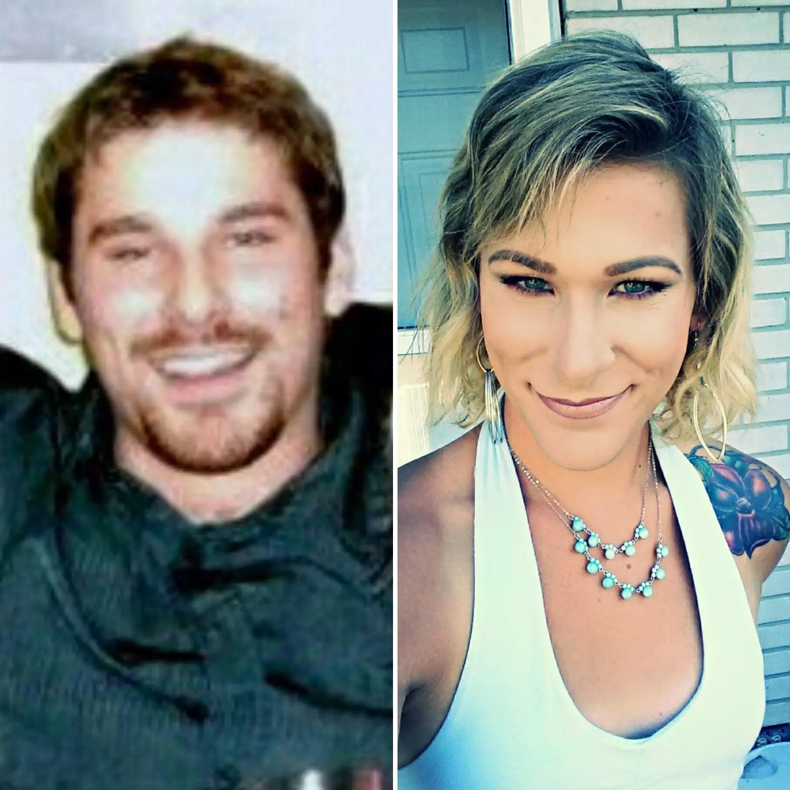 16 months transgender transformation