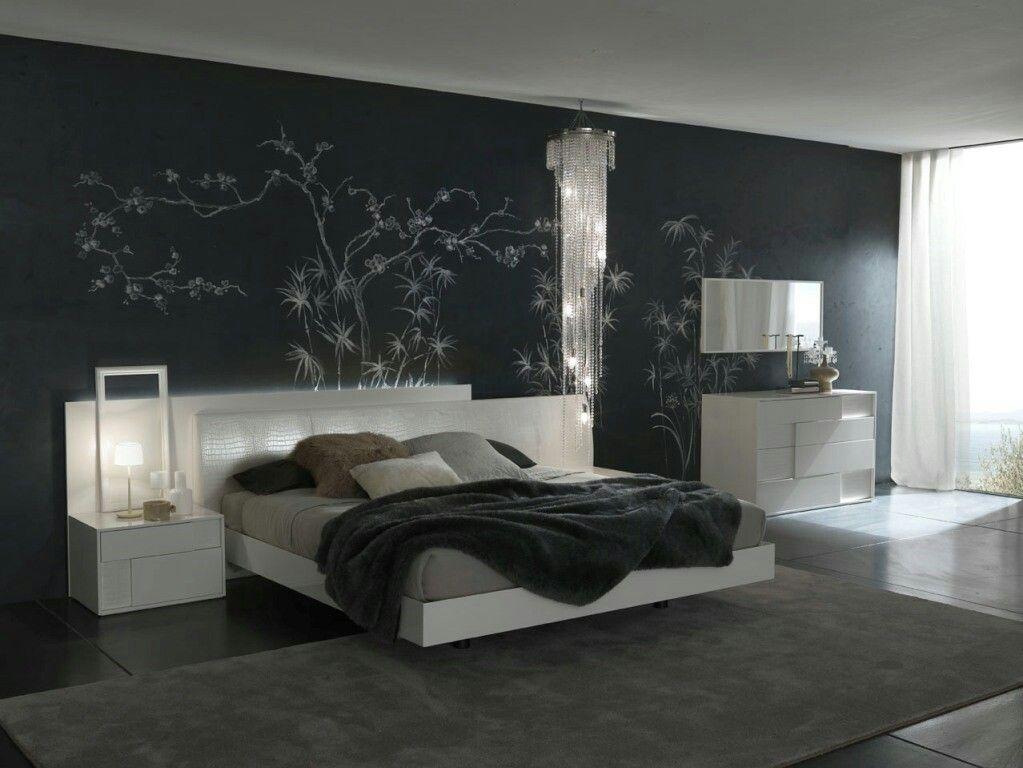 Black Contemporary Bedroom Set Entrancing Mid Century Modern Bedroom 1  Architecture  Pinterest  Mid Design Decoration