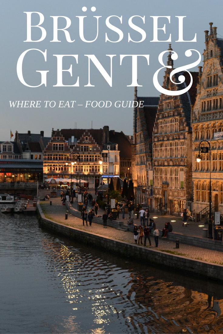 Photo of Ein Wochenende in Gent und Brüssel – unsere Tipps