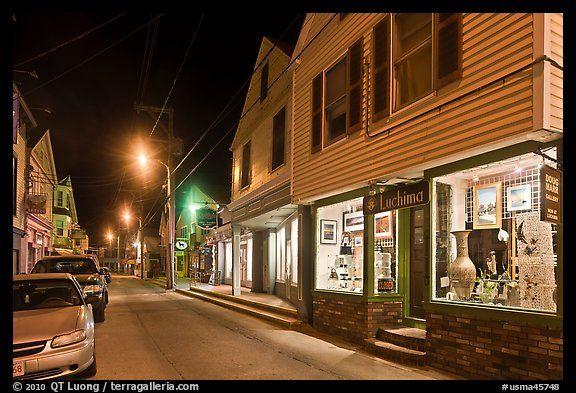 Provincetown. Cape Cod, MA
