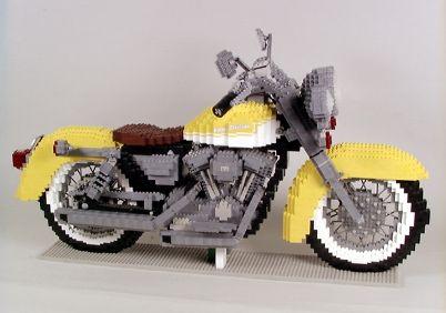 harley davidson lego bikes i love harley bikes i love. Black Bedroom Furniture Sets. Home Design Ideas