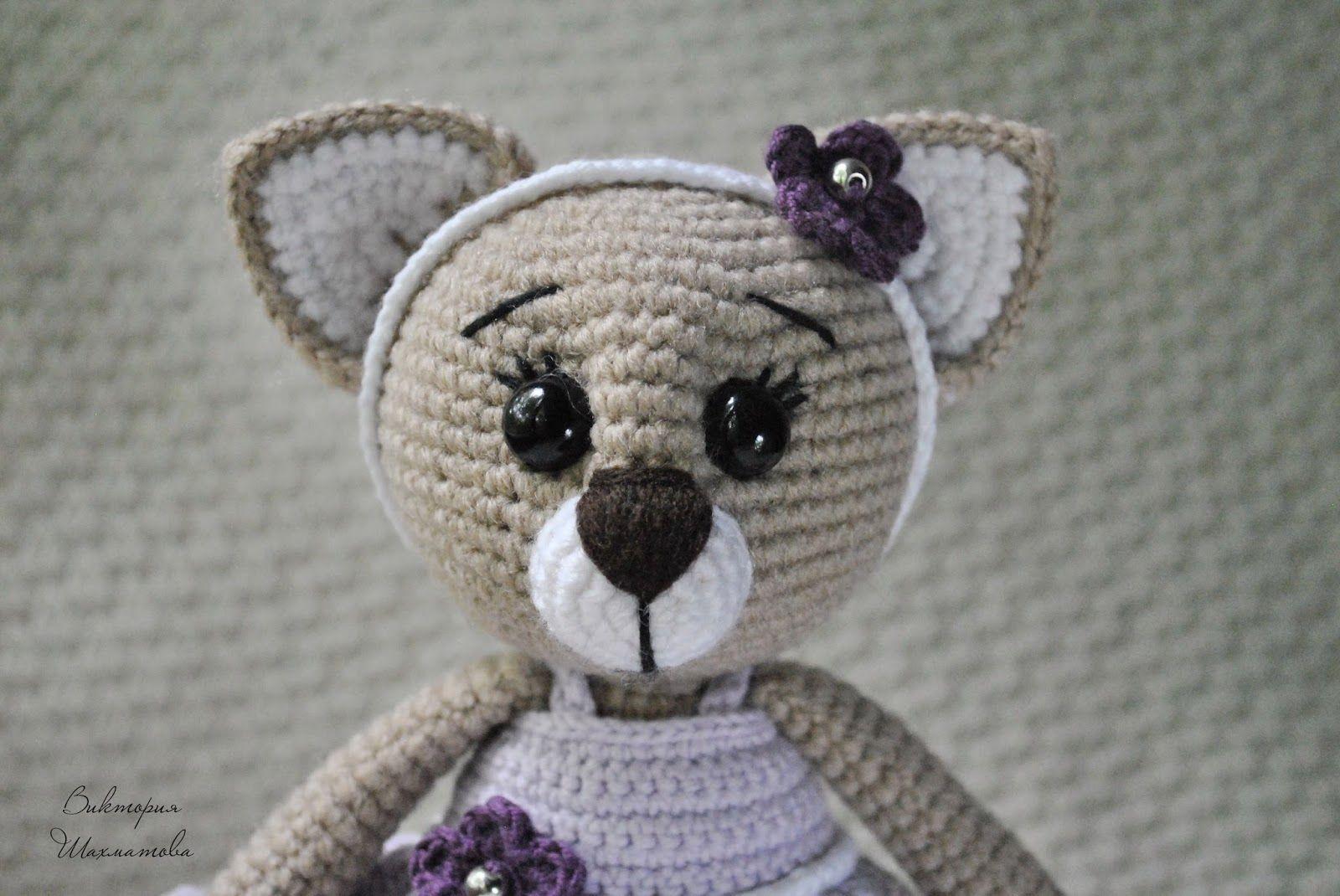 Amigurumi,amigurumi free pattern,amigurumi free pattern cat,handmade ...