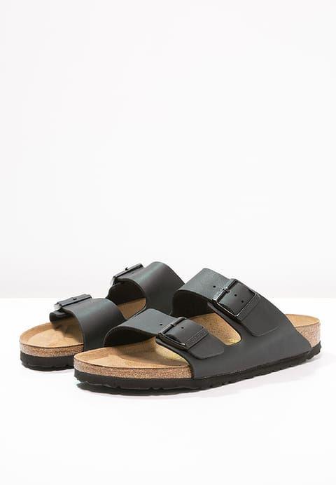 a81e5d5e9cb9 Birkenstock ARIZONA - Sandals - black for £54.99 (21 04 17) with free  delivery at Zalando