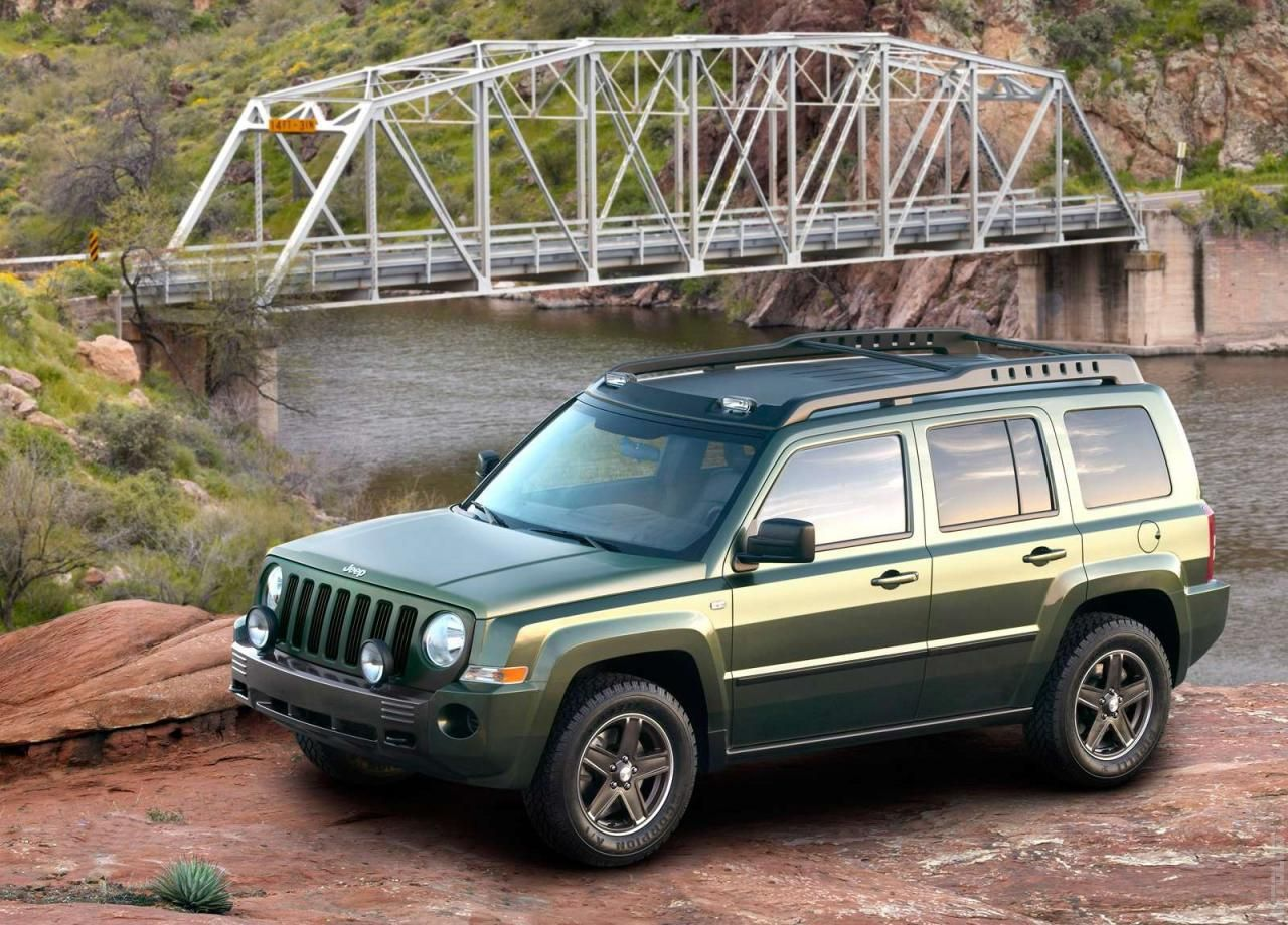 2005 Jeep Patriot Concept Jeep patriot, Jeep, Jeep concept