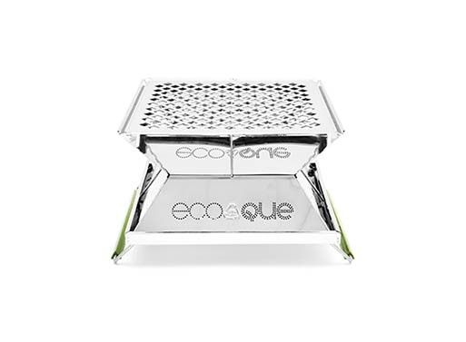 EcoQue's Portable Grill — ACCESSORIES -- Better Living Through Design