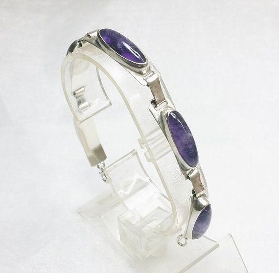 Altes Silberarmband Silber 835 Armband mit von Schmuckbaron auf Etsy