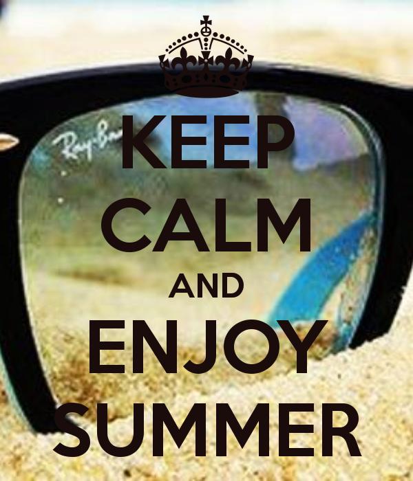 Attrayant KEEP CALM AND ENJOY SUMMER